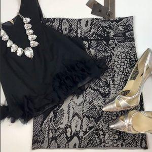 NEW wTags BCBGMAXAZRIA Bodycon Mini Skirt